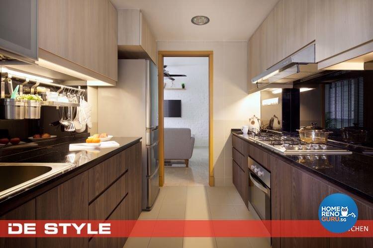 De Style Interior Pte Ltd-HDB 5-Room package
