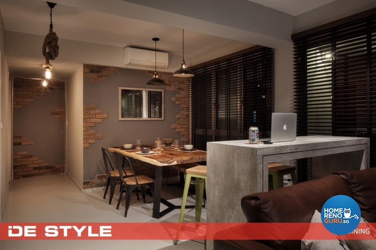 De Style Interior Pte Ltd-HDB 5-Room package