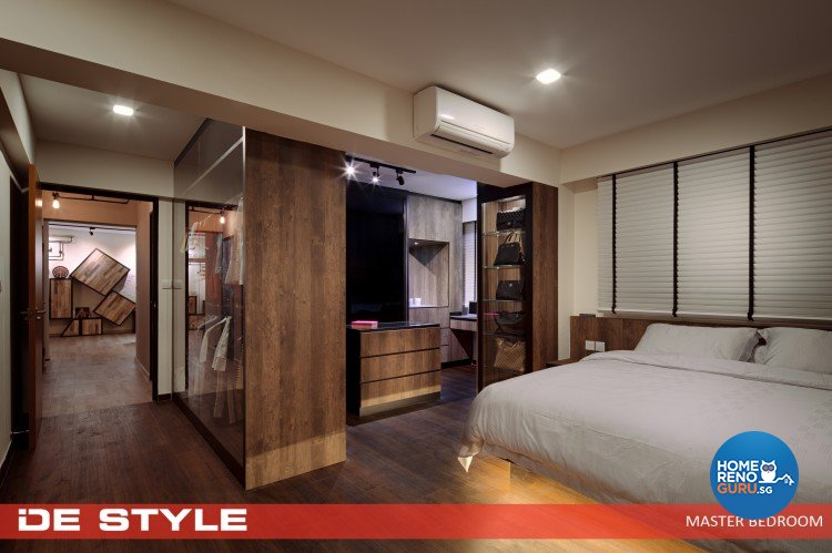 De Style Interior Pte Ltd-HDB 4-Room package