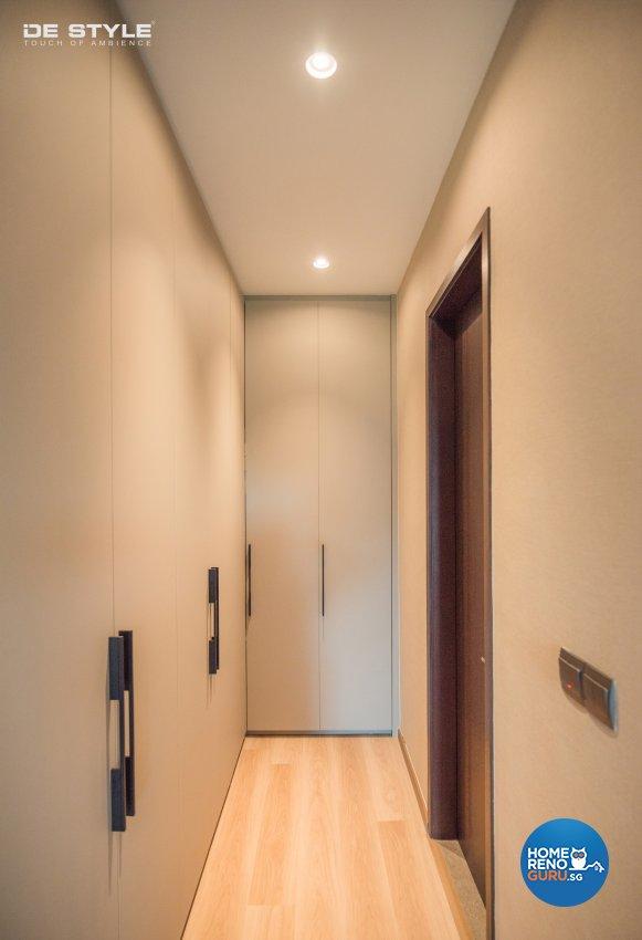 Minimalist, Modern Design - Bedroom - Condominium - Design by De Style Interior Pte Ltd