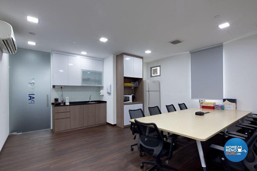 Contemporary Design - Entertainment Room - Retail - Design by De Style Interior Pte Ltd