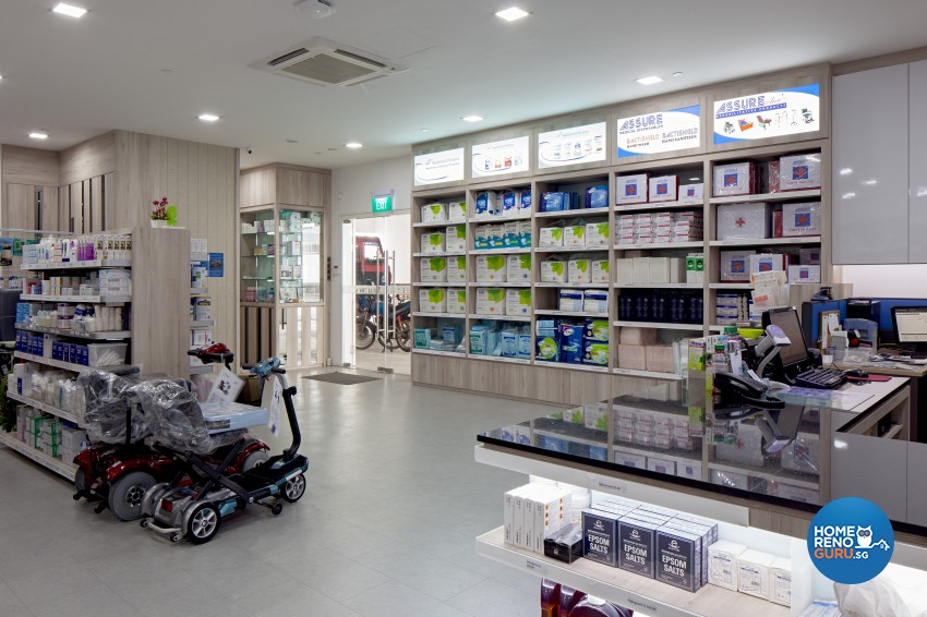 Design -  - Retail - Design by De Style Interior Pte Ltd