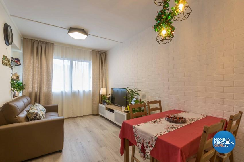 Modern Design - Living Room - Others - Design by Des & Co Interior Pte Ltd
