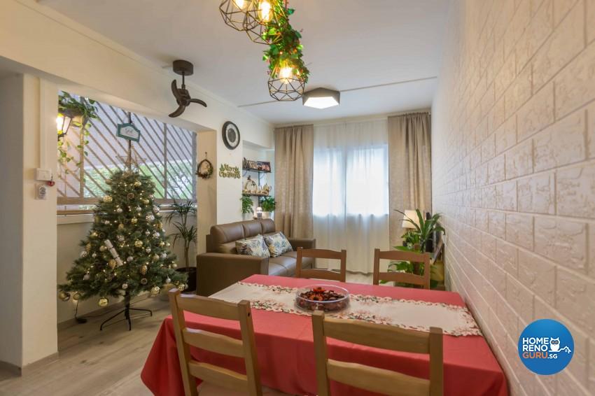 Modern Design - Dining Room - Others - Design by Des & Co Interior Pte Ltd