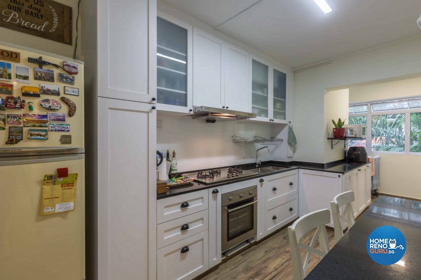 Modern Design - Kitchen - Others - Design by Des & Co Interior Pte Ltd