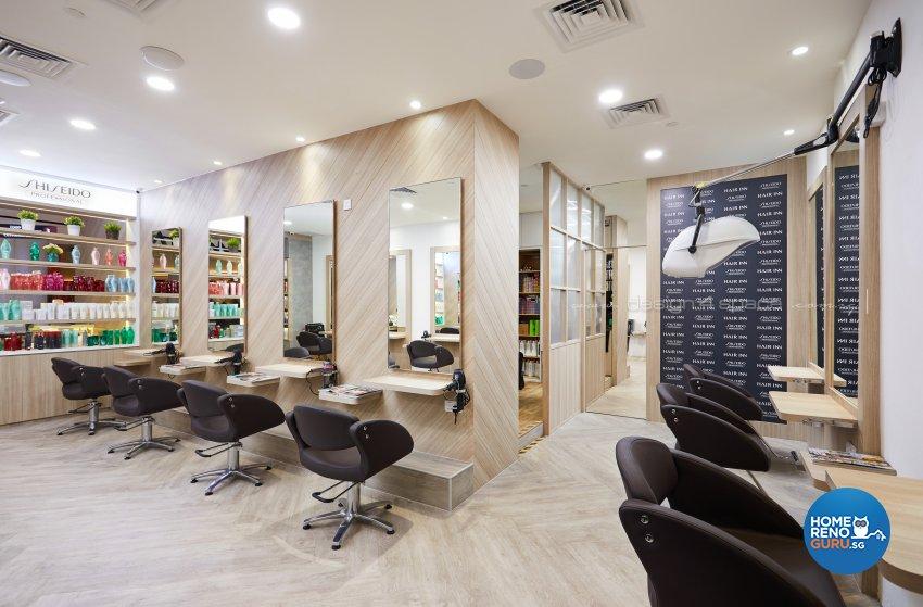 Contemporary Design - Commercial - Retail - Design by Design 4 Space Pte Ltd