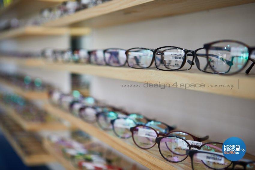 Contemporary, Modern Design - Commercial - Retail - Design by Design 4 Space Pte Ltd