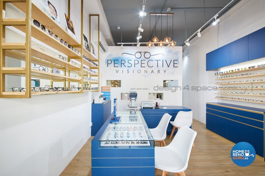 Contemporary, Modern Design - Commercial - Retail - Design by Design 4 Space Pte Ltd