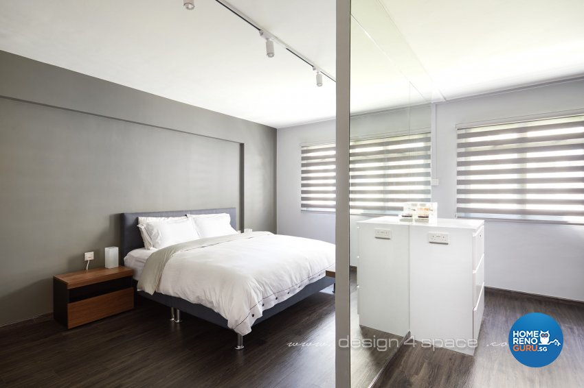 Minimalist, Others Design - Bedroom - HDB 3 Room - Design by Design 4 Space Pte Ltd