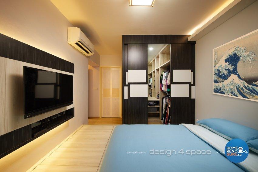 Others Design - Bedroom - HDB 4 Room - Design by Design 4 Space Pte Ltd