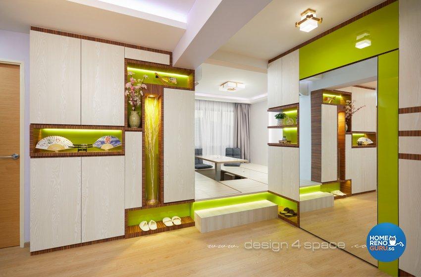 Others Design - Living Room - HDB 4 Room - Design by Design 4 Space Pte Ltd