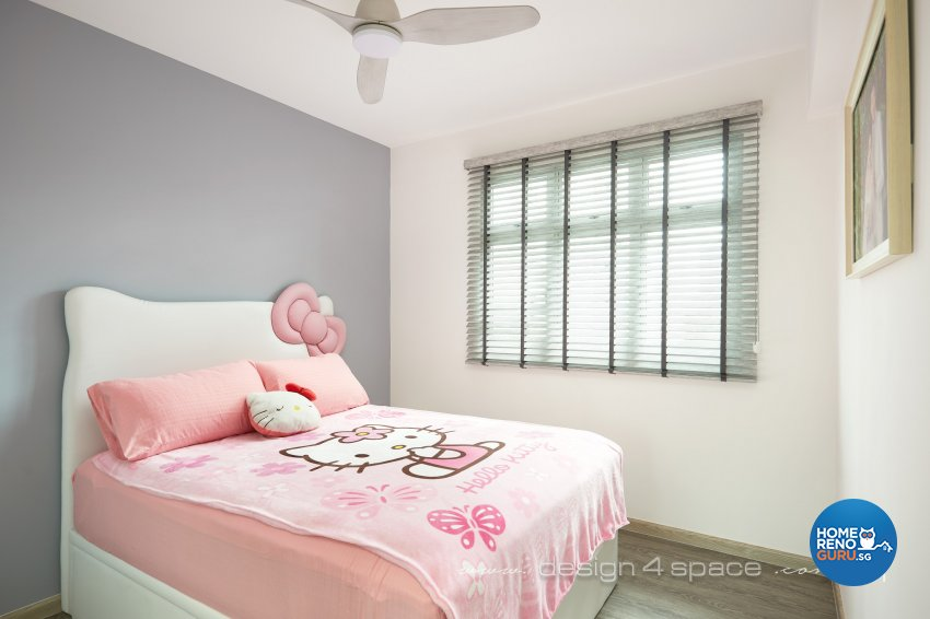Others Design - Bedroom - HDB 4 Room - Design by Design 4 Space Pte Ltd