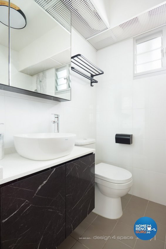 Others Design - Bathroom - HDB 4 Room - Design by Design 4 Space Pte Ltd