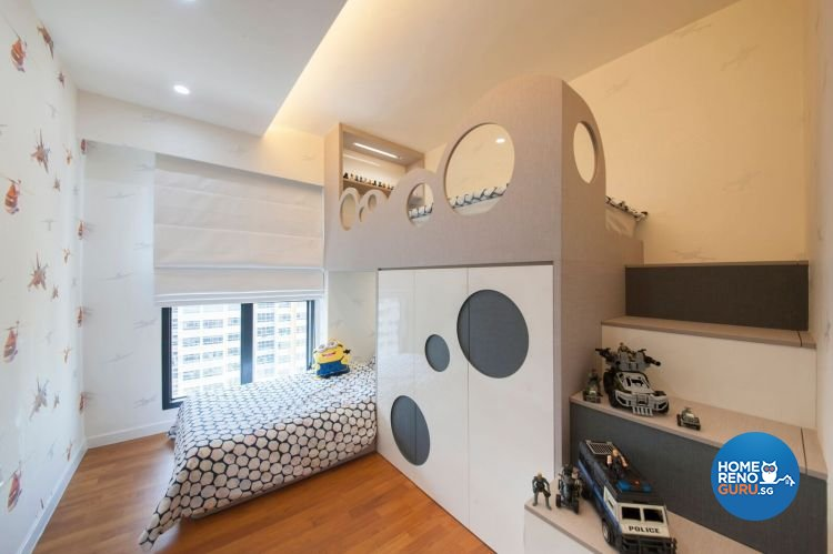 6 considerations when designing a playroom for Space design ltd