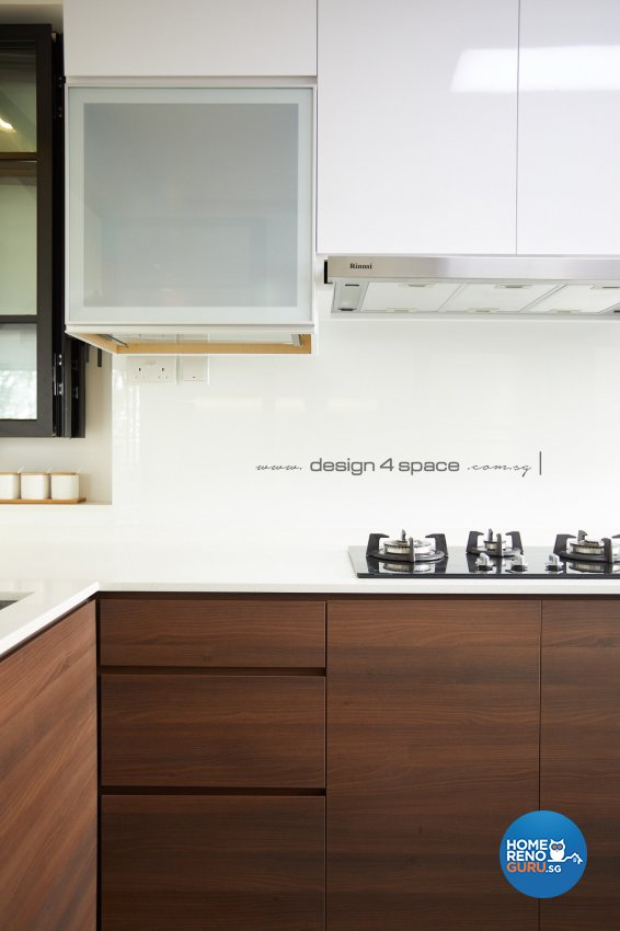 Contemporary, Minimalist, Scandinavian Design - Kitchen - Others - Design by Design 4 Space Pte Ltd