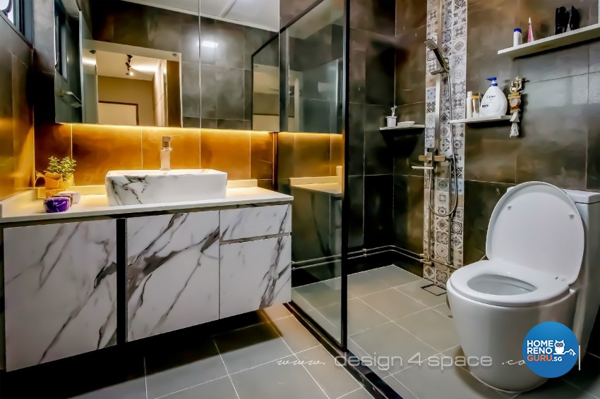 Contemporary, Eclectic, Others Design - Bathroom - Others - Design by Design 4 Space Pte Ltd