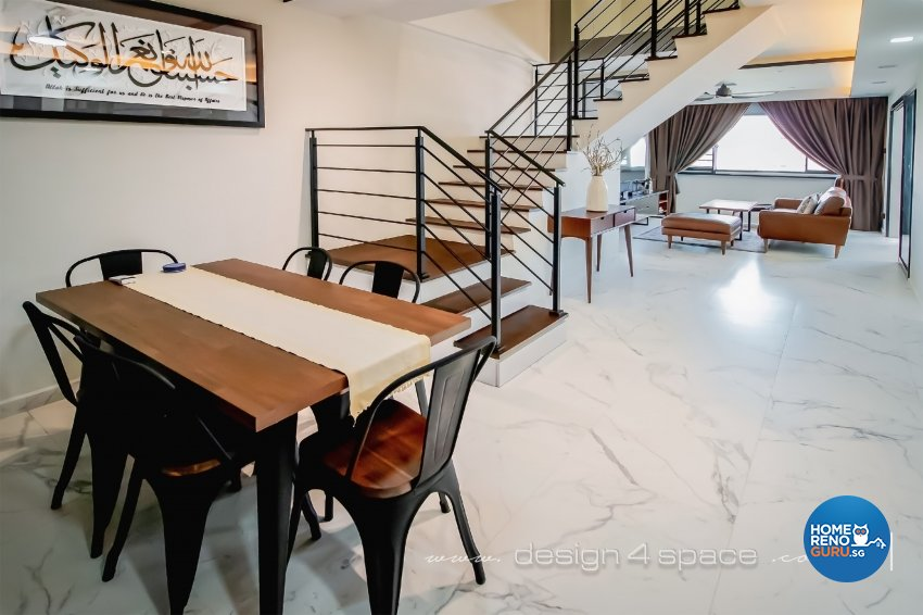 Contemporary, Eclectic, Others Design - Dining Room - Others - Design by Design 4 Space Pte Ltd