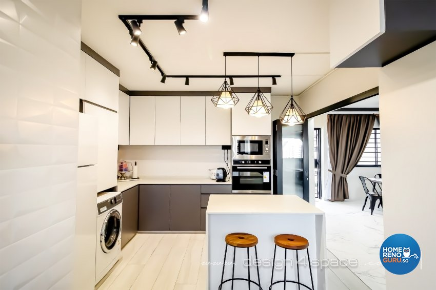 Contemporary, Eclectic, Others Design - Kitchen - Others - Design by Design 4 Space Pte Ltd