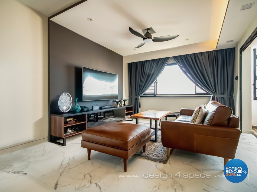 Contemporary, Eclectic, Others Design - Living Room - Others - Design by Design 4 Space Pte Ltd