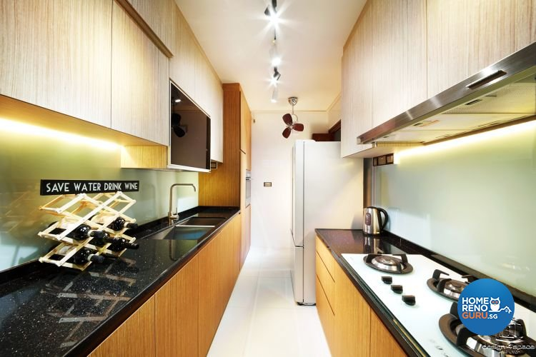 Kitchen renovation singapore bathroom renovation singapore for Space design ltd
