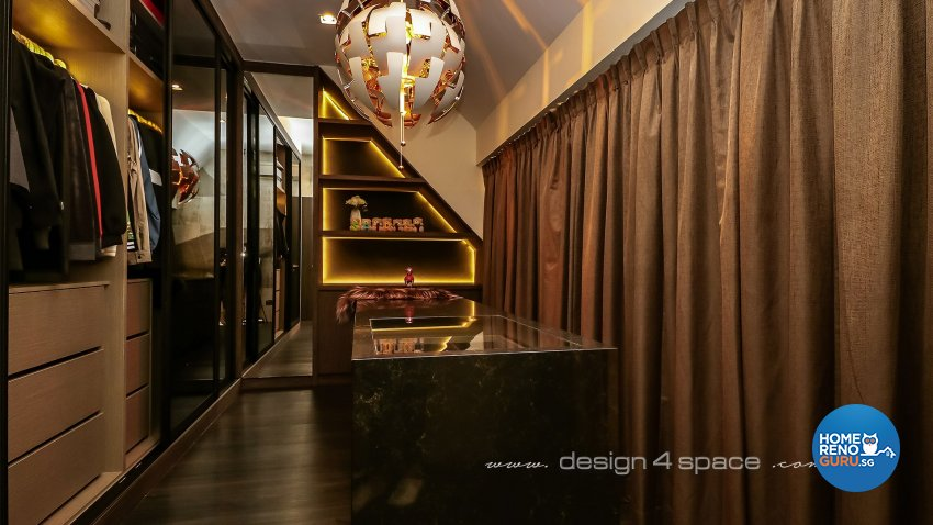 Modern Design - Bedroom - Landed House - Design by Design 4 Space Pte Ltd