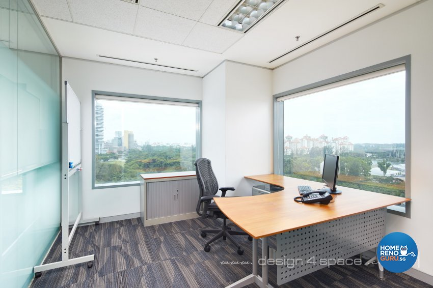 Contemporary, Minimalist, Modern Design - Commercial - Office - Design by Design 4 Space Pte Ltd