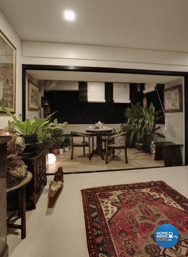 Modern, Tropical Design - Balcony - Landed House - Design by Design Channel