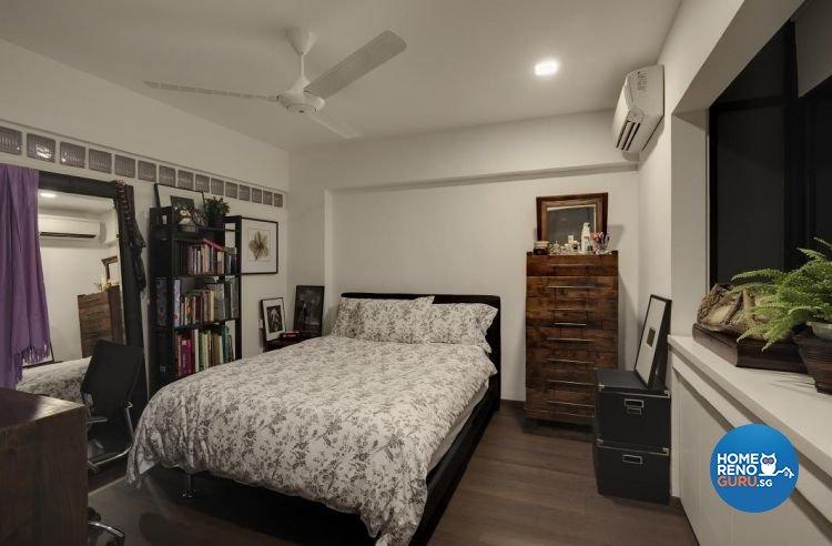 Modern, Tropical Design - Bedroom - Landed House - Design by Design Channel