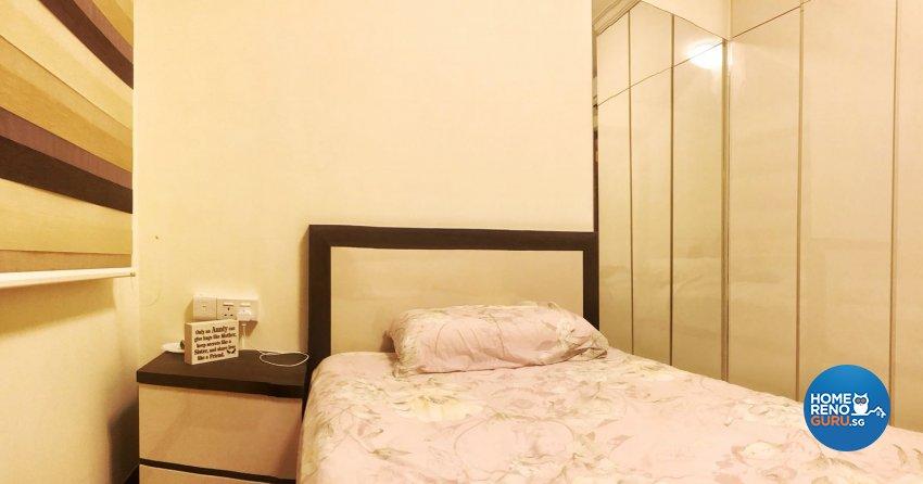 Contemporary, Scandinavian Design - Bedroom - HDB 3 Room - Design by Design Creative Pte Ltd