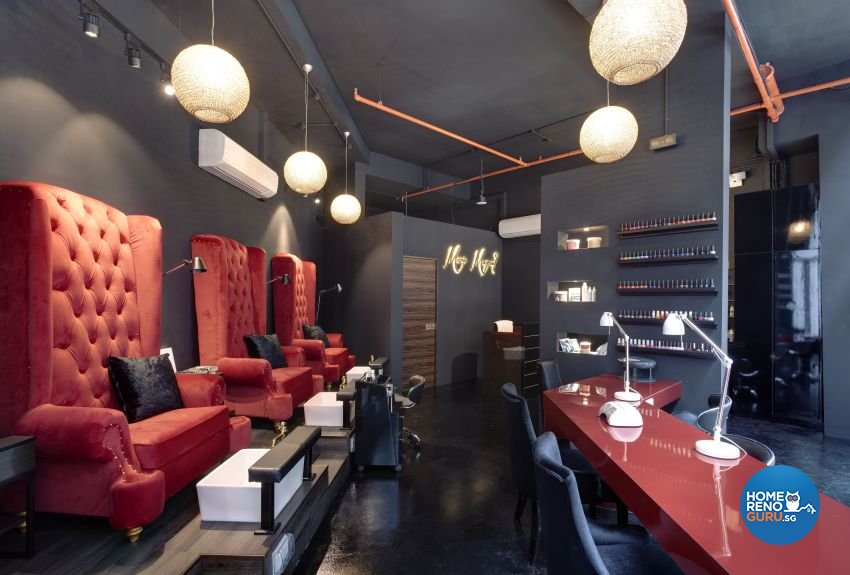 Contemporary, Eclectic, Victorian Design - Commercial - Retail - Design by Design Profession Pte Ltd