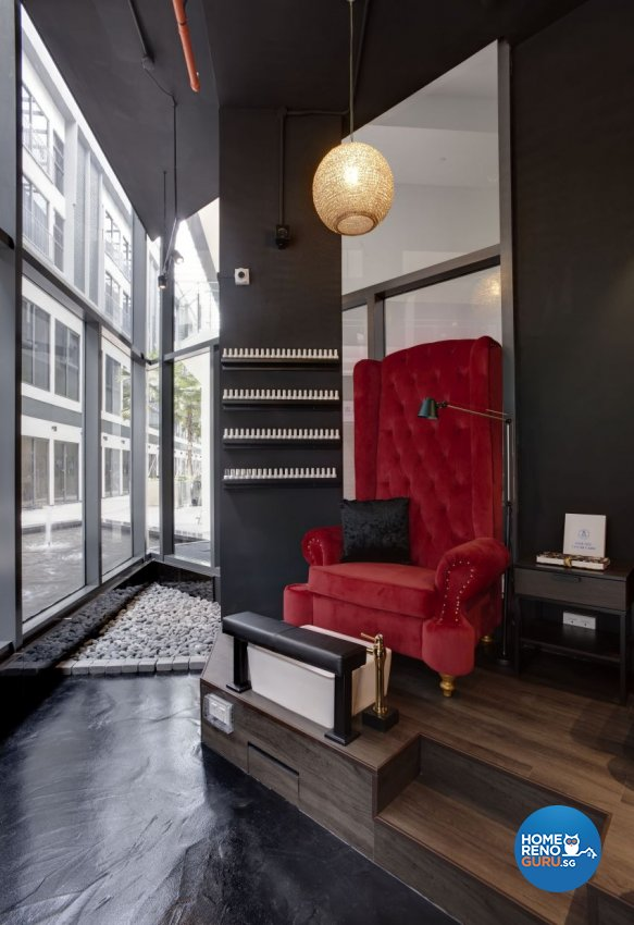 Contemporary, Eclectic, Victorian Design - Commercial - Retail - Design by Design Profession Pte Ltd