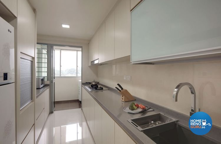 Design Profession Pte Ltd-Kitchen and Bathroom package