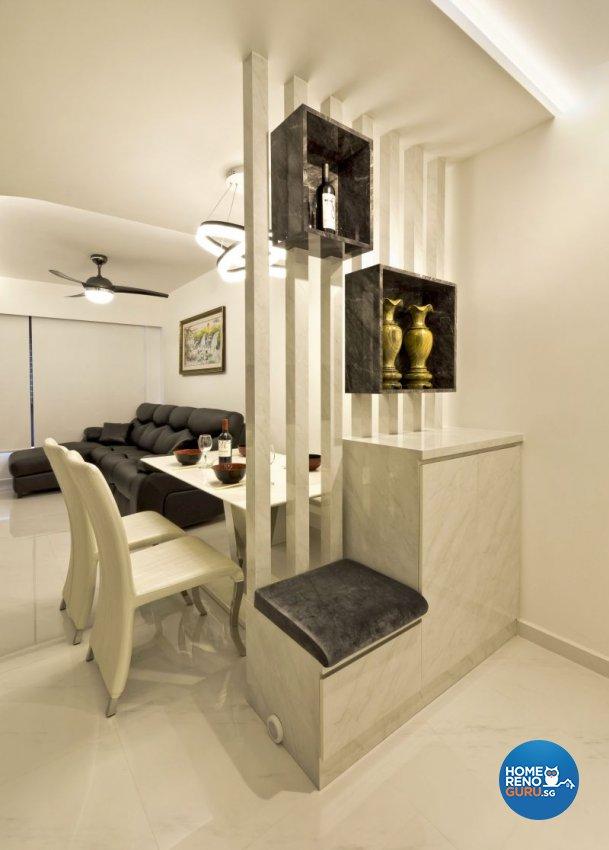 Design Profession Pte Ltd-HDB 4-Room package