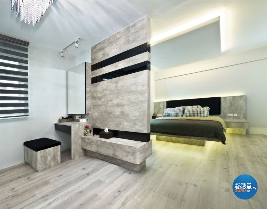 Design Profession Pte Ltd-HDB 5-Room package