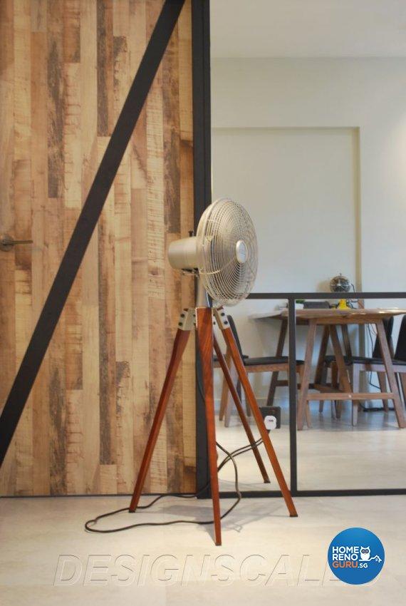 Contemporary Design - Dining Room - Condominium - Design by Designscale Pte Ltd