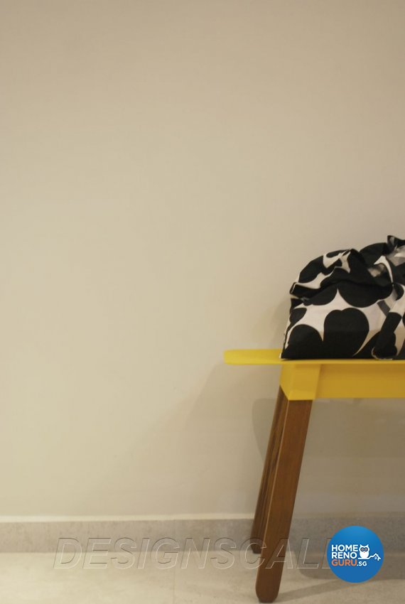 Contemporary Design - Study Room - Condominium - Design by Designscale Pte Ltd