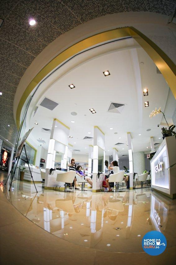Contemporary Design - Commercial - Retail - Design by Designscale Pte Ltd