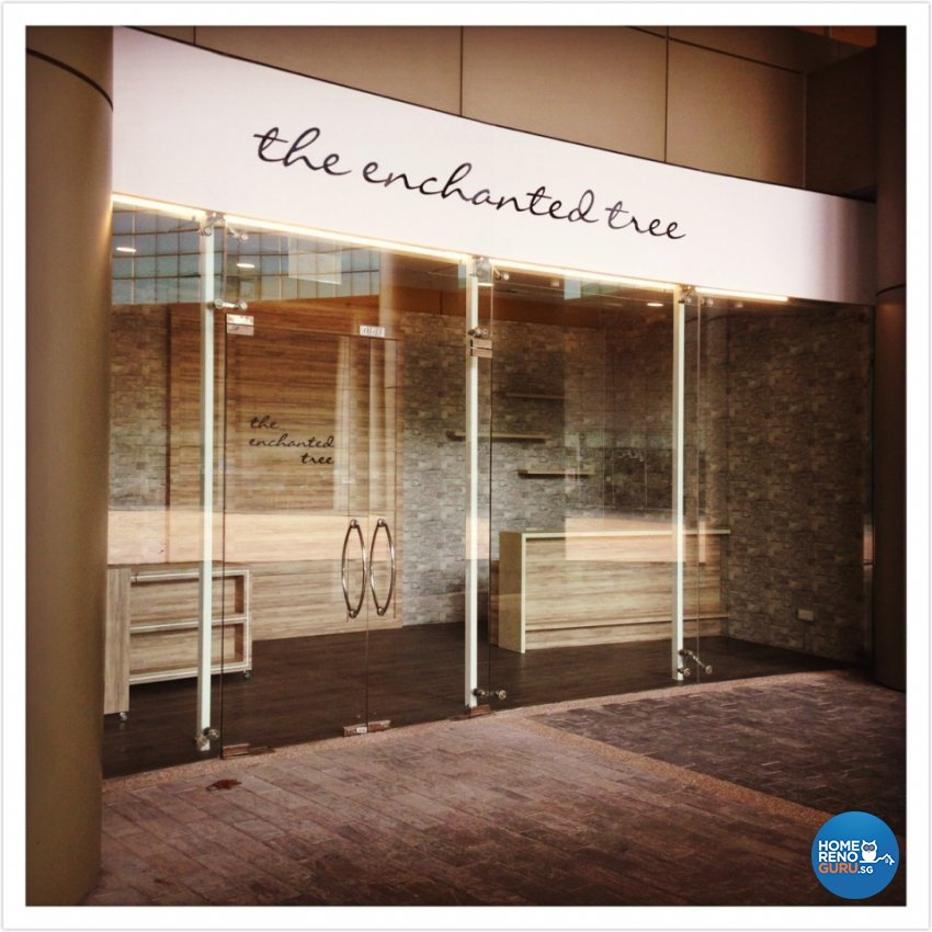 Classical, Country, Scandinavian Design - Commercial - Retail - Design by Designscale Pte Ltd