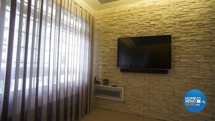 D'esprit Interiors Pte Ltd-HDB 3-Room package