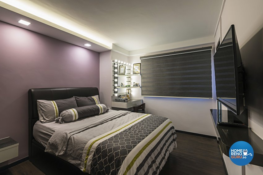 Contemporary Design - Bedroom - Others - Design by D'esprit Interiors Pte Ltd