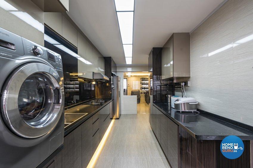 Contemporary Design - Kitchen - Others - Design by D'esprit Interiors Pte Ltd
