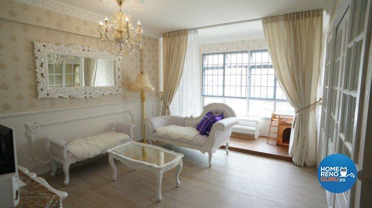 D'esprit Interiors Pte Ltd-HDB 4-Room package