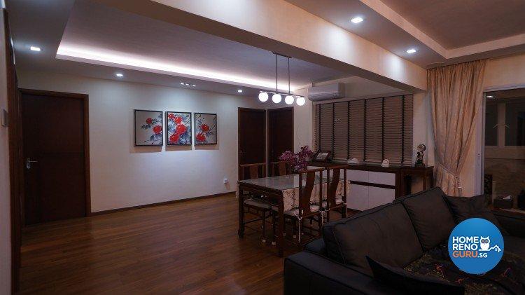 D'esprit Interiors Pte Ltd-HDB 5-Room package