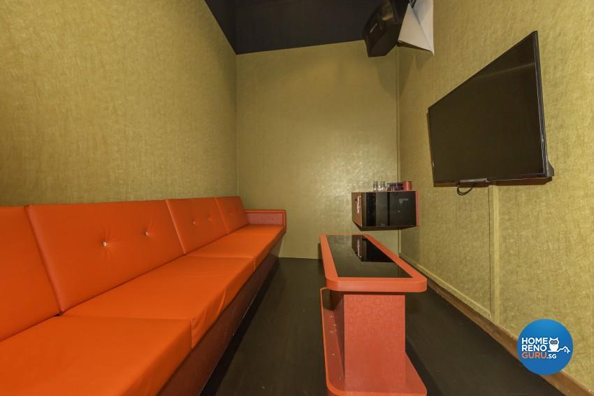 Modern Design - Commercial - F&B - Design by D'esprit Interiors Pte Ltd