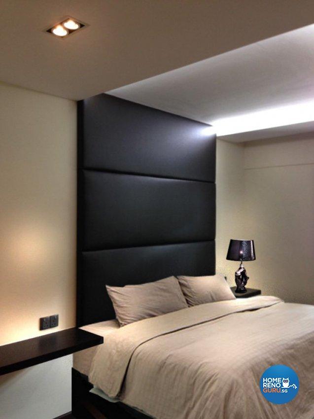 Modern Design - Bedroom - HDB 5 Room - Design by Dezign Culture