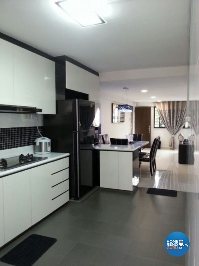 Hdb Two Room Reno: 3 Room BTO Renovation Package