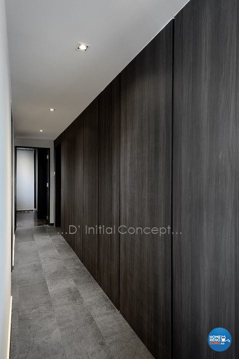 Contemporary, Modern Design - Living Room - Condominium - Design by D Initial Concept