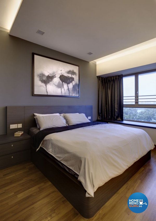 Modern Design - Bedroom - Condominium - Design by D Initial Concept