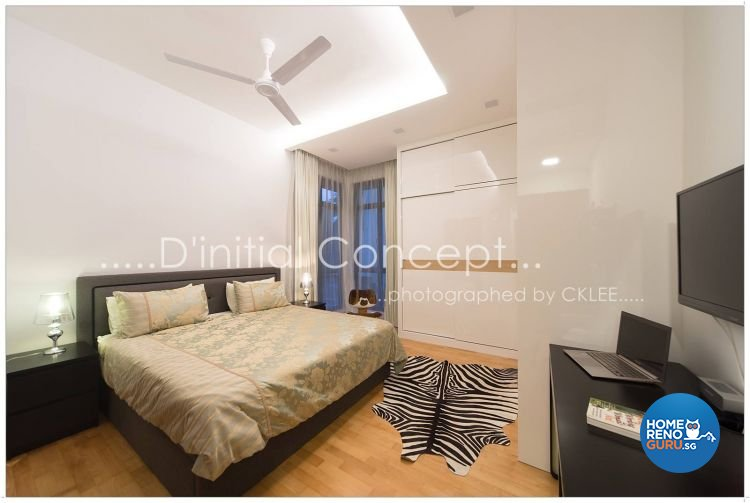 Contemporary Design - Bedroom - Condominium - Design by D Initial Concept