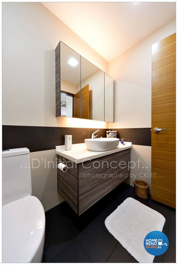Classical, Contemporary, Tropical Design - Bathroom - Landed House - Design by D Initial Concept